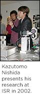 Kazutomo Nishida